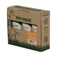 Try-Pack Indoor kit fertilizantes orgánicos 100% BIO para interior | BioBizz