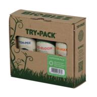 Try-Pack Outdoor kit fertilizantes orgánicos 100% BIO para exterior | BioBizz