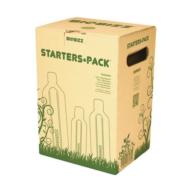 Starters Pack kit de fertilizantes orgánicos 100% BIO | BioBizz