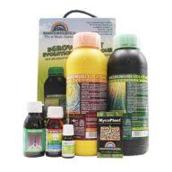 Kit Evolution Protection abonos e insecticidas 100% BIO   Trabe