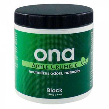 Ona Block Apple Crumble Ambientador