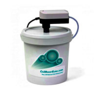 CO2Boost Generador CO2 Natural - Cubo y Bomba   CO2 Boost