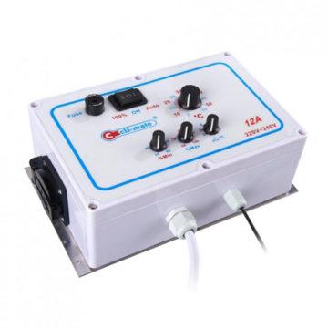 Controlador Temperatura Y Humedad Climate
