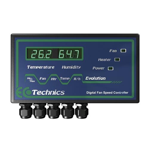 controlador temperatura humedad velocidad