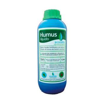 Humus Líquido Fertilizante Ecocelta