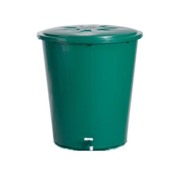 Deposito De Agua Redondo Verde