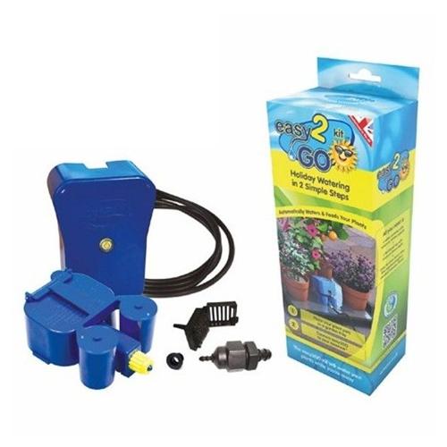 Easy2go kit sistema de riego hidrop nico autom tico - Kit de riego automatico ...