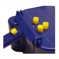 AQUAvalve Piezas de silicona para controlador de caudal del agua (10x) | AutoPot