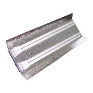 Reflector Fluorescente Pl2 X 55W