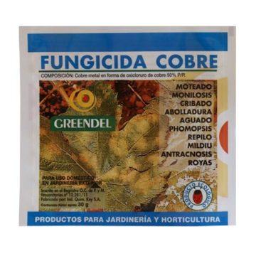 Fungicida Cobre 30 Grs