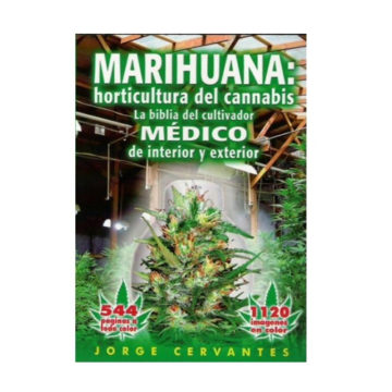 Marihuana Horticultura Del Cannabis Jorge Cervantes