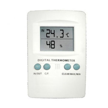 Termometro Higrometro Cornwall Min Max Termohigrometro