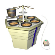 EcoGrower Max Sistema de Cultivo Hidropónico por Goteo | GHE