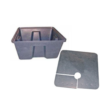 Tanque Cubierta Tapon Para Dutch Pot