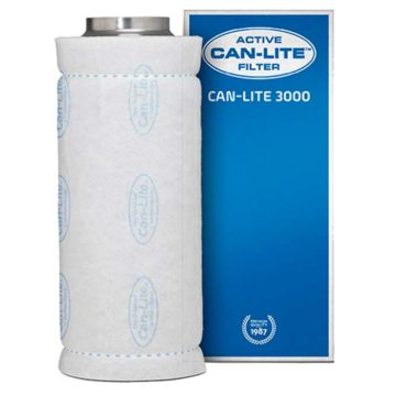 Can Lite 3000 M3 1M Boca 250 Filtro Carbon Antiolor Can Filters