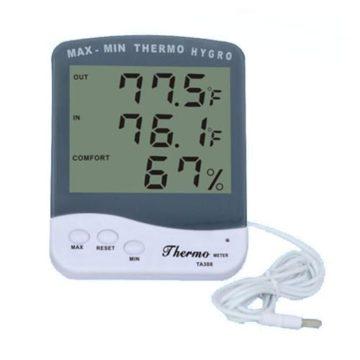 Termohigrometro Ta338 Con Sonda 1