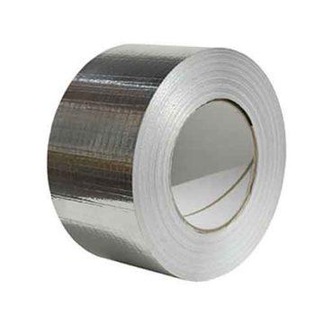 Cinta Adhesiva Aluminio 75Mm