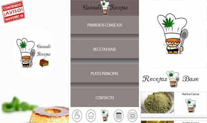 App Cannabi Recetas