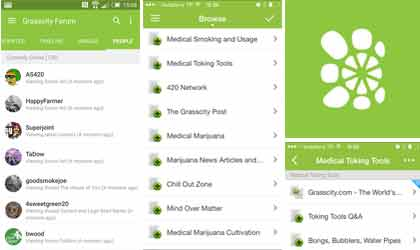 App Grasscity Forums