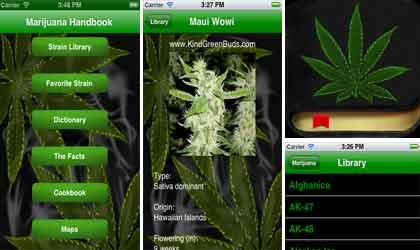App Marijuana Handbook Lite