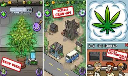App Pot Farm Grass Roots