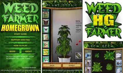 App Weed Farmer