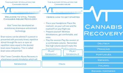 App Cannabis Recovery