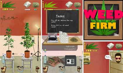 App Weed Firm