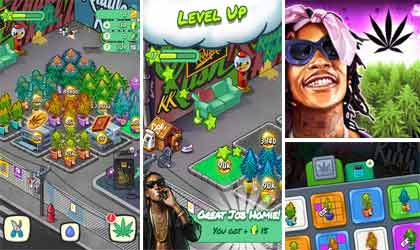 App Wiz Khalifas Weed Farm