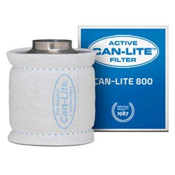 Can Lite 800 M3 33Cm Boca 160 Filtro Carbon Antiolor Can Filters