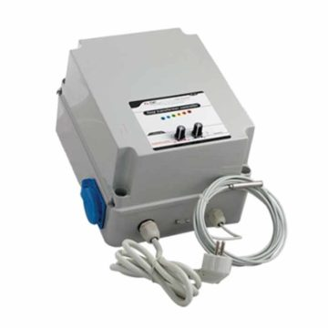 Gse 1 Ext 8A Fc03 208 Controlador Temperatura Step Transformer G Systems