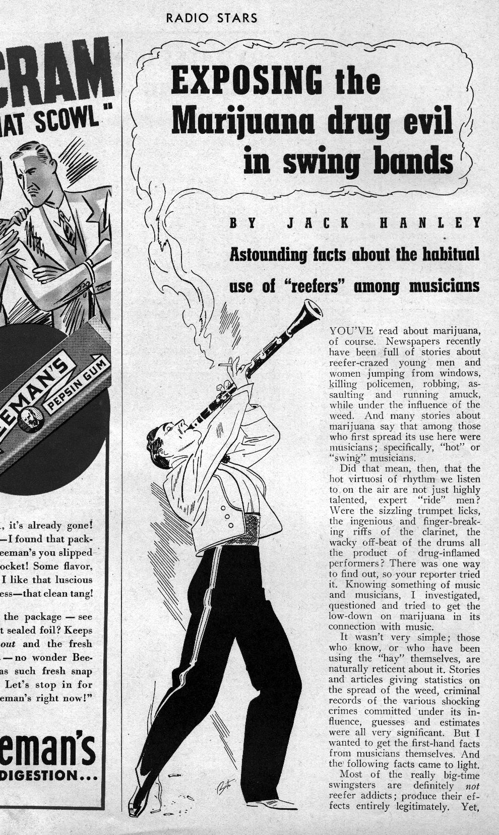Carteles Vintage Cannabis Marijuana 32