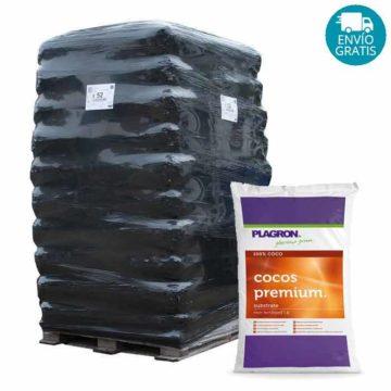 Palet Plagron Cocos Premium 50L 60Unid 02