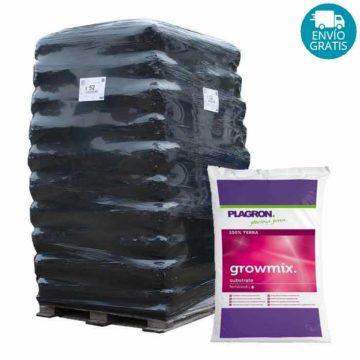 Palet Plagron Growmix 50L 55Unid 02