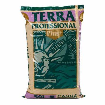Sustrato Canna Terra Professional Plus 50L