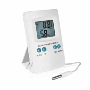 Termometro Higrometro Cornwall Sonda Sh 117