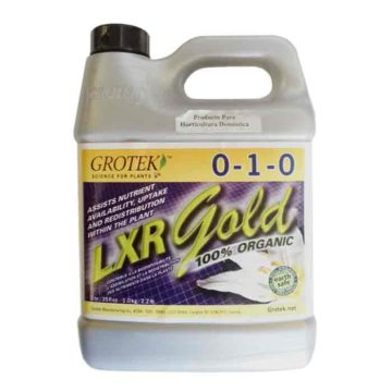 Lxr Gold Grotek 1L