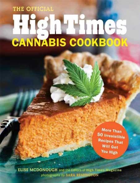 10 High Times Cannabis Cookbook