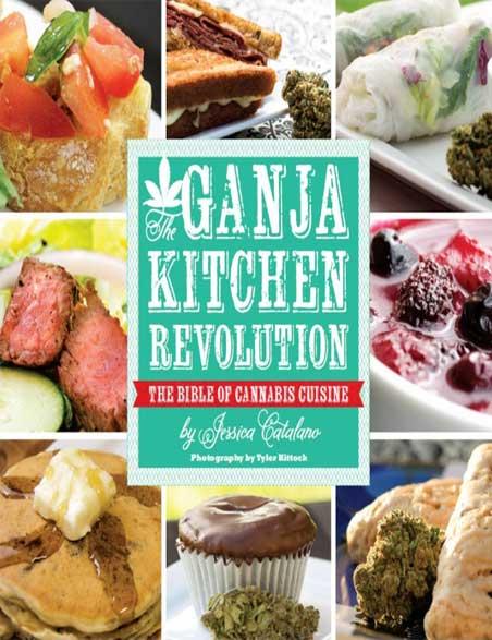 11 The Ganja Kitchen Revolution