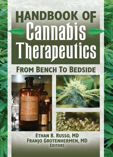 17 Handbook Cannabis Therapeutics From Bench To Bedside
