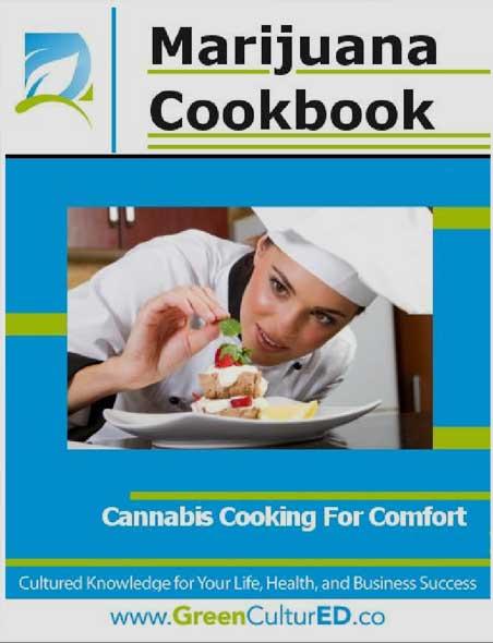 19 Medical Marijuana Cookbook