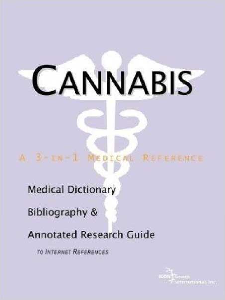 20 Cannabis Medical Dictionary