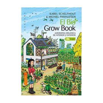 El Bio Grow Book Jardineria Organica Interior Exterior