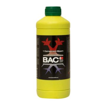 Bac One Component Soil Bloom Nutrient 1L