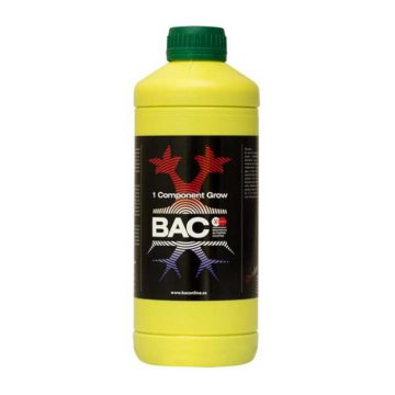 Bac One Component Soil Grow Nutrient 1L
