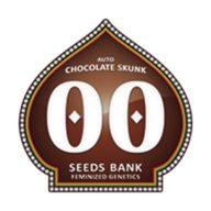 Auto Chocolate Skunk semillas autoflorecientes   00 Seeds