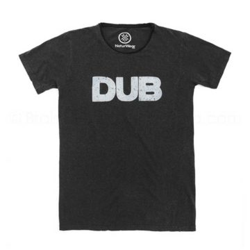 Camiseta Naturwear Gris Oscura Delante