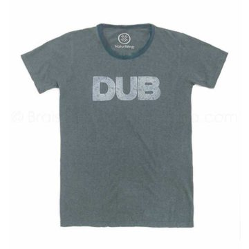 Camiseta Naturwear Verde Delante