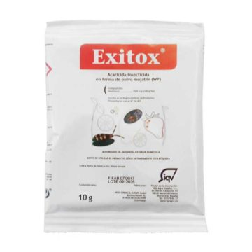 Exitox Iqv Agro 10Gr
