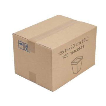 Caja 15X15X20Cm